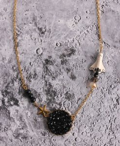 Cosmic Outer Space Jewelry