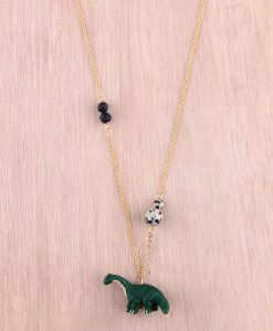 Dinosaur Necklace Brachiosaurus