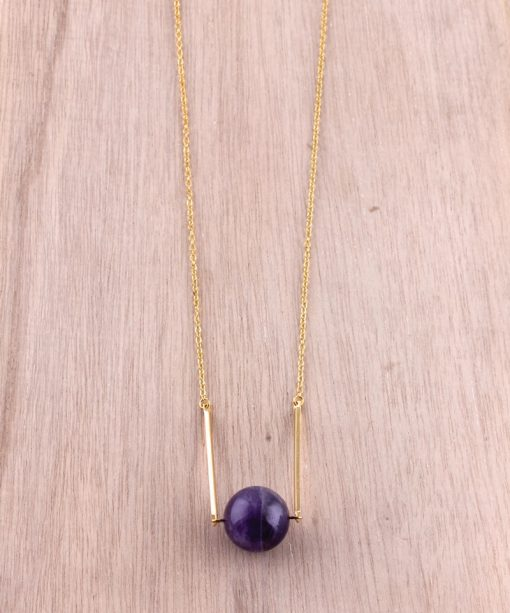 Amethyst Stone Jewelry