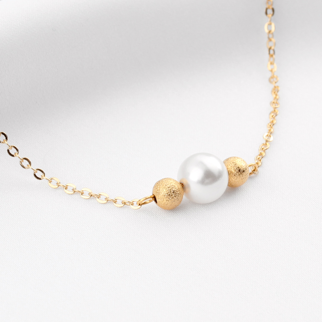 Pearl Necklace Baublebible Com